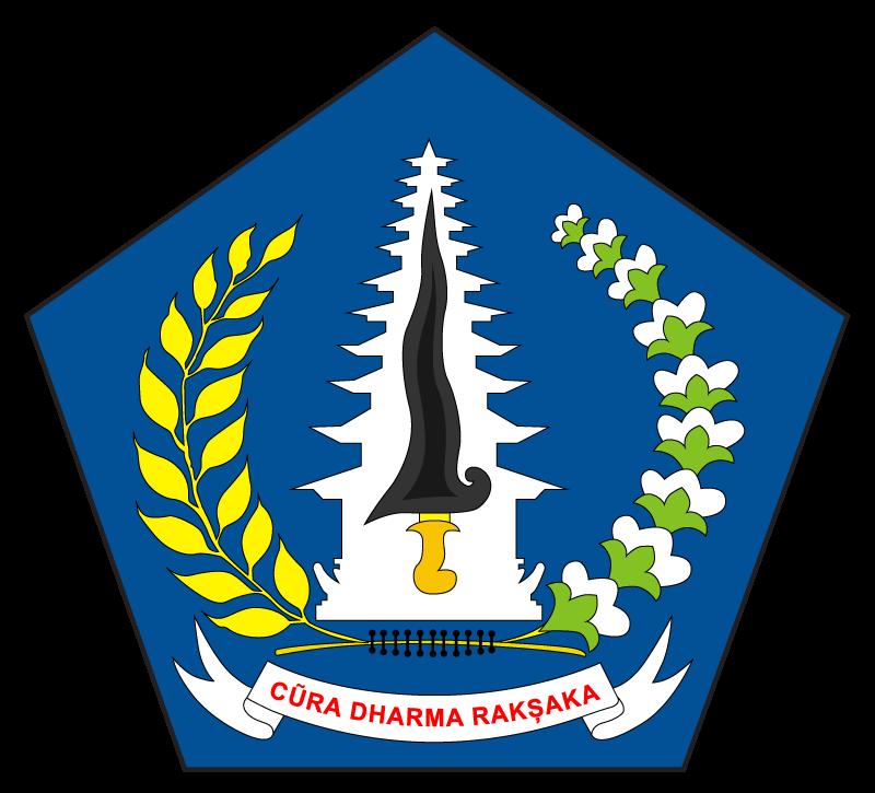 Logo kabupaten Badung